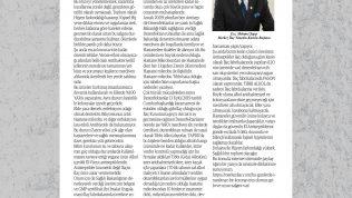 Eczacı Dergisi - Sn Mehmet Şapçı
